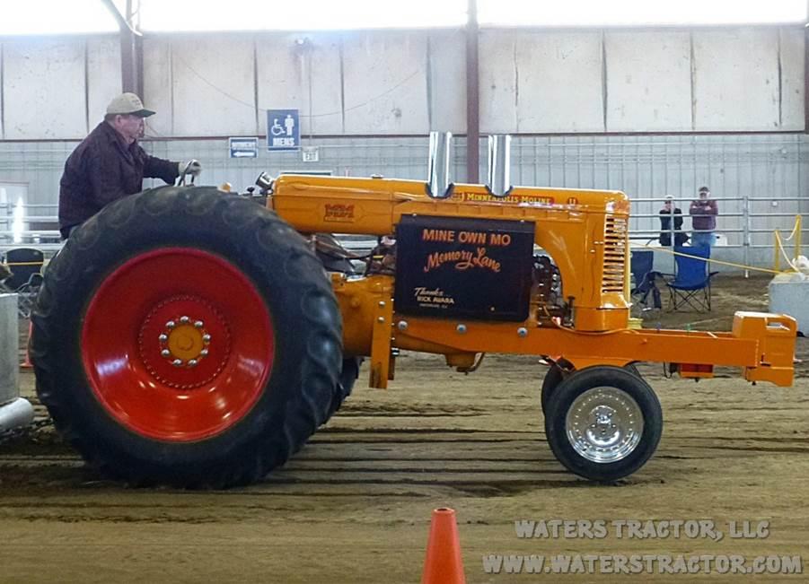 Rursch Pulling Tractor Clutch Parts : Waters tractor llc